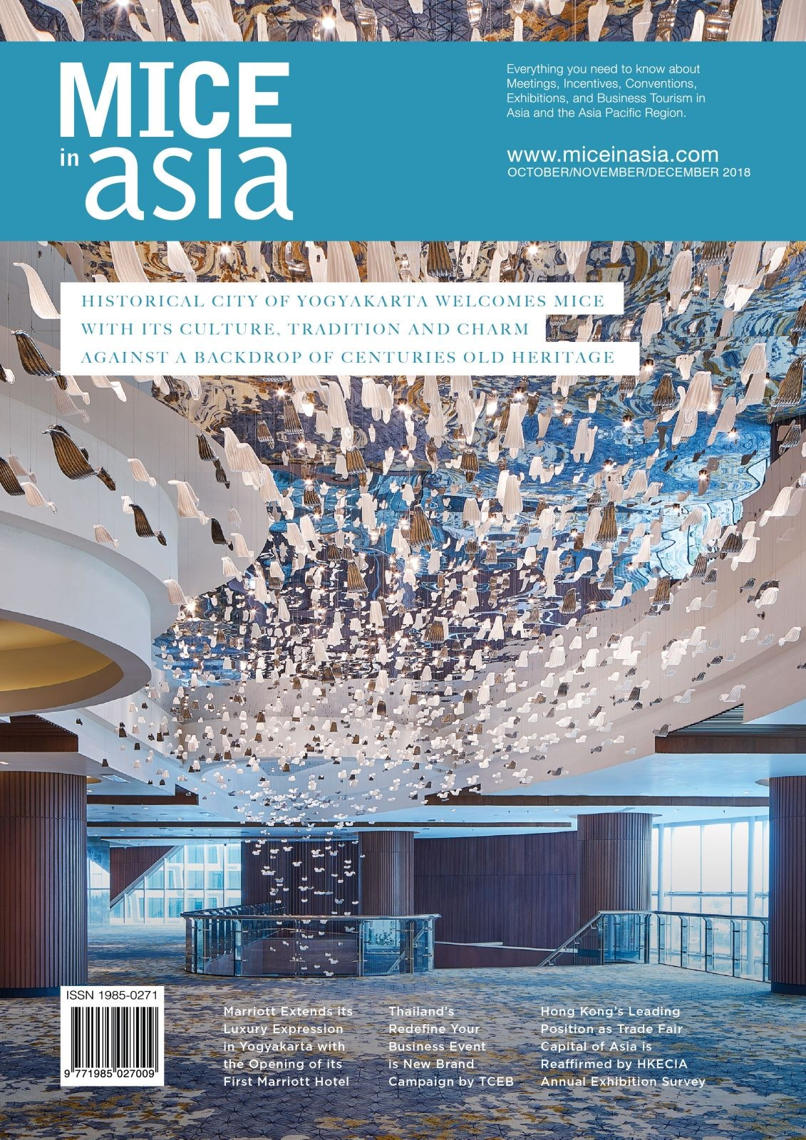 MICE In Asia – Meeting Incentives Conventions Exhibitions in ASIA